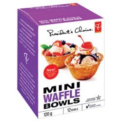 PC Mini Waffle Bowls