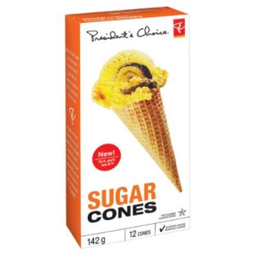 PC Sugar Cones
