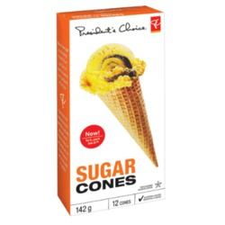 PC Sugar Cones