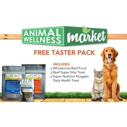 LifeFORCE Pet Nutrition — Sample Pack