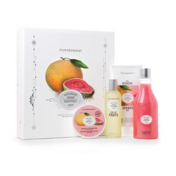 Fruits & Passion Grapefruit Guava Deluxe Body Care Set