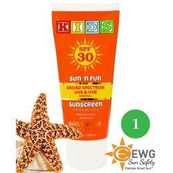Sun N Fun SPF 30 Kids Sunscreen