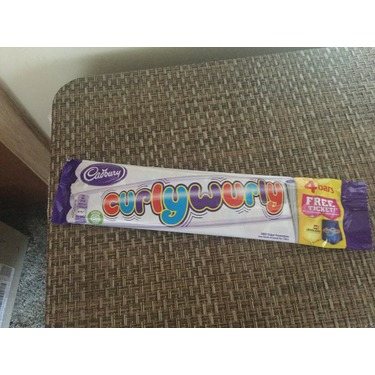 Cadbury Curly Wurly Chocolate Bar