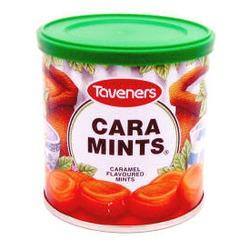 Taveners Cara Mints — Caramel Flavoured Mints