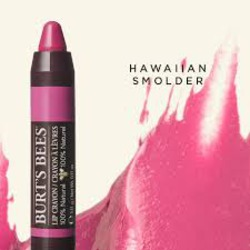 Burt's Bees Lip Crayon in Hawaiian Smolder