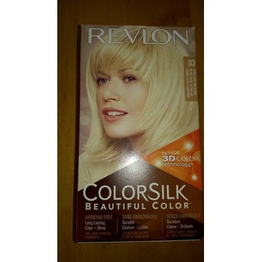 Revlon Color Silk Hair Colour