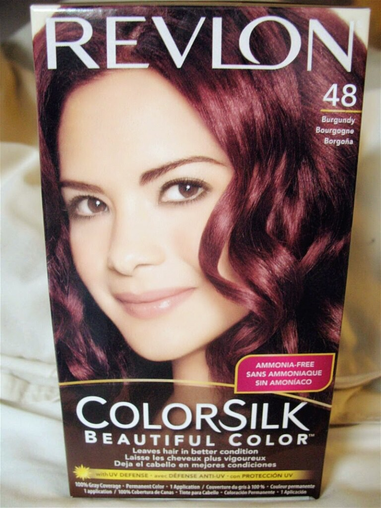 Revlon Color Silk Hair Colour Reviews In Hair Colour