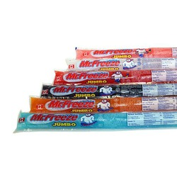 Mr. Freeze Jumbo Pops