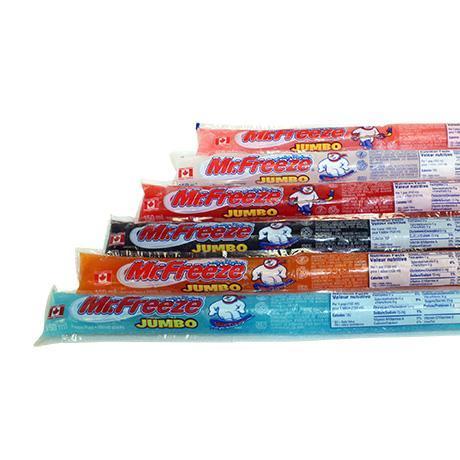 Giant Freeze Pops Mr. Freeze Jumbo Pops ...