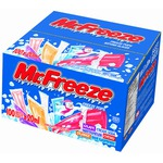 Mr. Freeze Freeze Pops