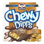 Quaker Chewy Dipps Caramel Nut