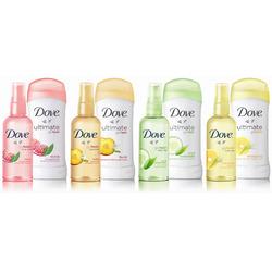 Dove Ultimate Go Fresh Body Mist