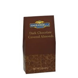 Ghirardelli Dark Chocolate Covered Almonds