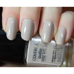 CoverGirl Outlast Stay Brilliant Nail Gloss in Always Nude