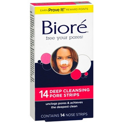 Biore Deep Cleansing Pore Strips