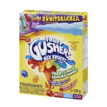 Betty Crocker Fruit Gushers