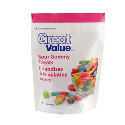 Great Value Sour Gummy Treats