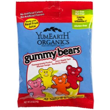 Yummy Earth Organics Gummy Bears