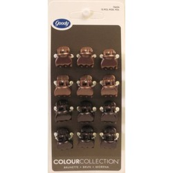 Goody Mini Claw Clips Colour Collection