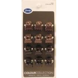 Goody Colour Collection Mini Claw Clips