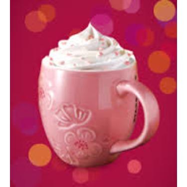 Starbucks Peach Tea Latte