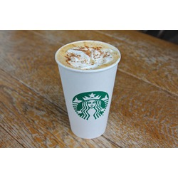 Starbucks Hazelnut Latte