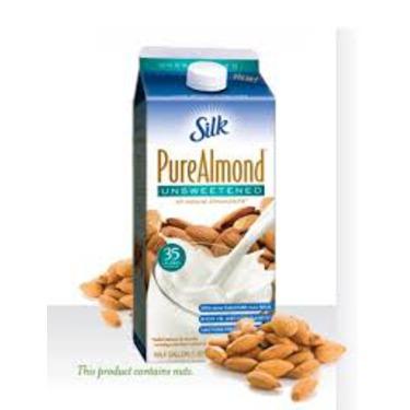 Silk Unsweetened Vanilla Almondmilk