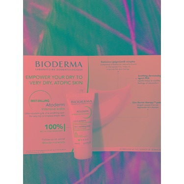 Bioderma Atoderm Nutritive Nourishing Cream