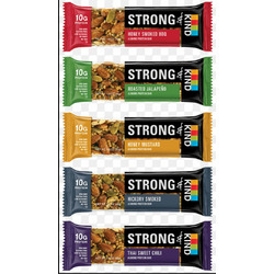 Kind bars Strong & Kind