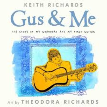 Gus and Me by Keith Richards