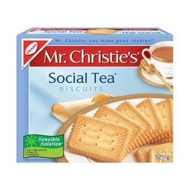 Mr. Christie Social Tea Biscuits