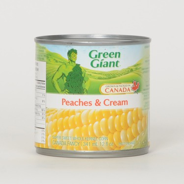 Green Giant Peaches & Cream Corn