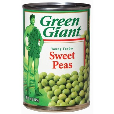 Green Giant Young Tender Sweet Peas