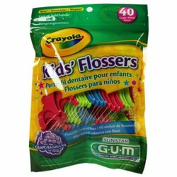 Crayola Kids' Flossers