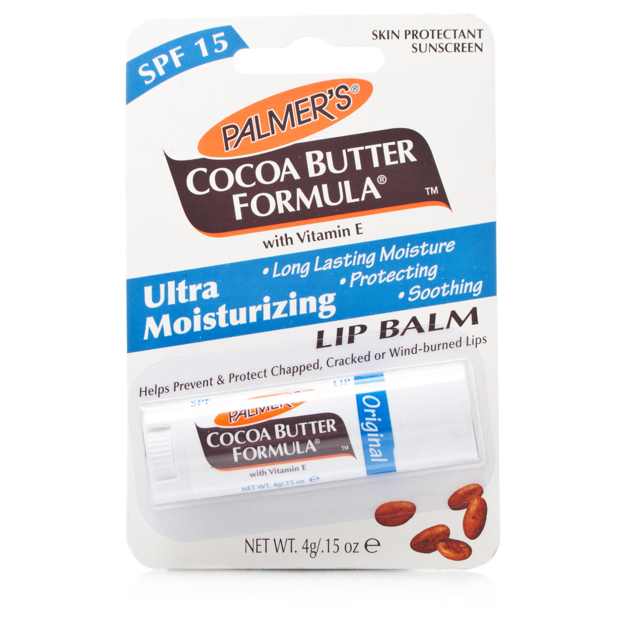 Palmers cocoa butter lip balm review