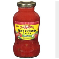 Old El Paso Thick 'n Chunky Salsa Wild for Mild