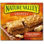 Nature Valley Crunchy Granola Bars — Peanut Butter
