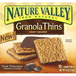 Nature Valley Granola Thins — Dark Chocolate