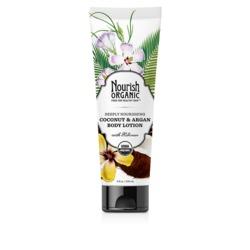 Nourish Organic Deeply Nourishing Coconut & Argan Body Lotion