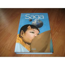 Saga Deluxe Edition Volume 1