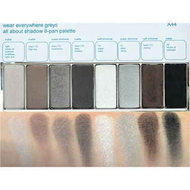 Clinique All About Shadow Eight Pan Palette