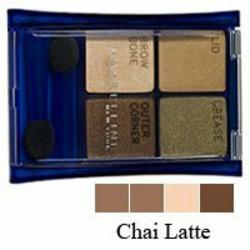 Maybelline New York Expertwear Eye Shadow Quad in Chai Latte