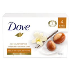 Dove Purely Pampering Shea Butter & Vanilla Beauty Bar