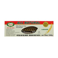 Rizopia Brown Rice Lasagna Noodles Gluten Free