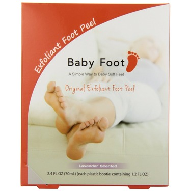Baby Foot Deep Skin Exfoliation for Feet