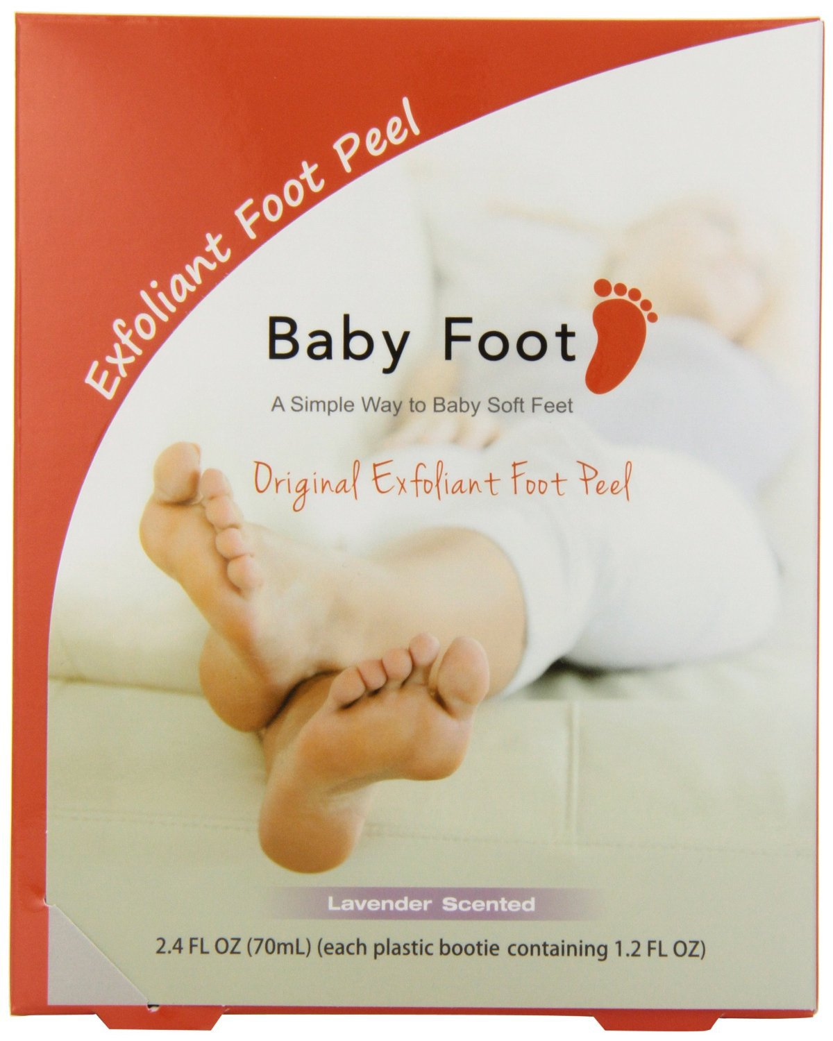 baby foot deep skin exfoliation for feet reviews in foot