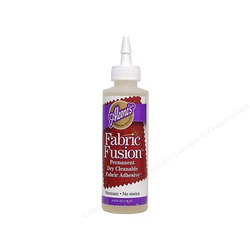 Aleene's Fabric Fusion Permanent Dry Cleanable Fabric Adhesive