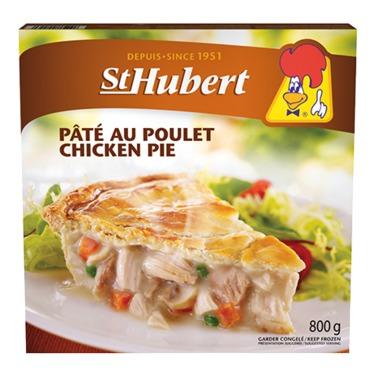 St Hubert Chicken Pie