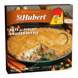 St Hubert Chicken Pie