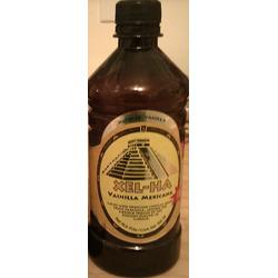 Xel-Ha Vainilla Mexicana Natural Clear Vanilla